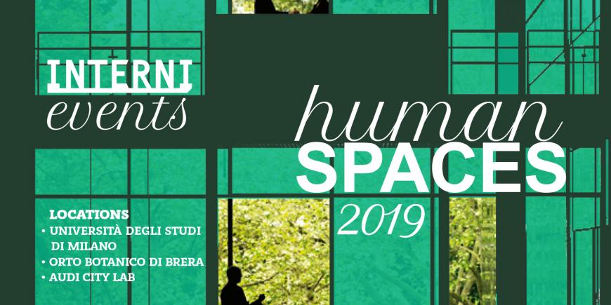 Interni Human Spacec 2019