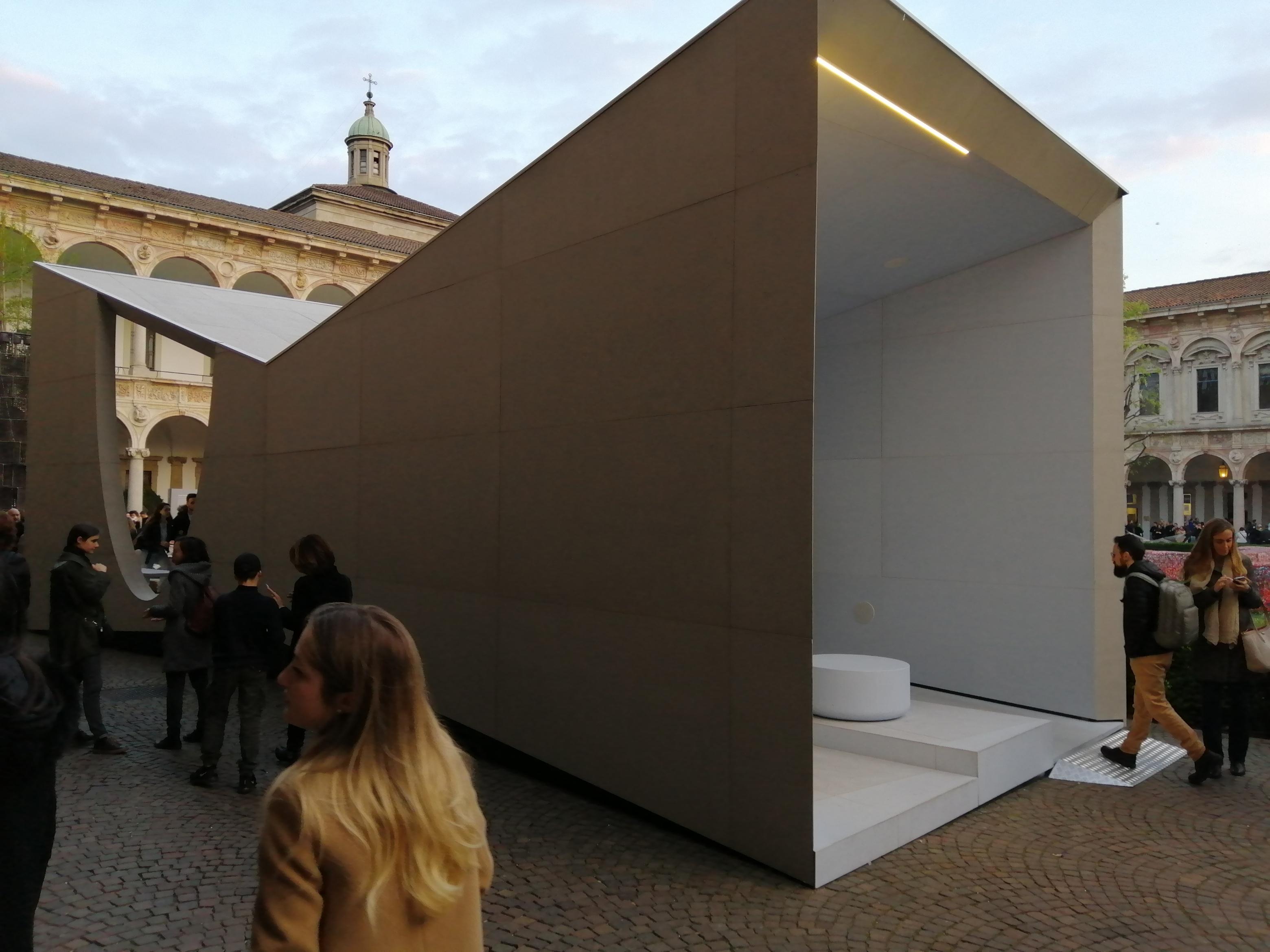 Salone del mobile 2019, Università degli Studi di Milano