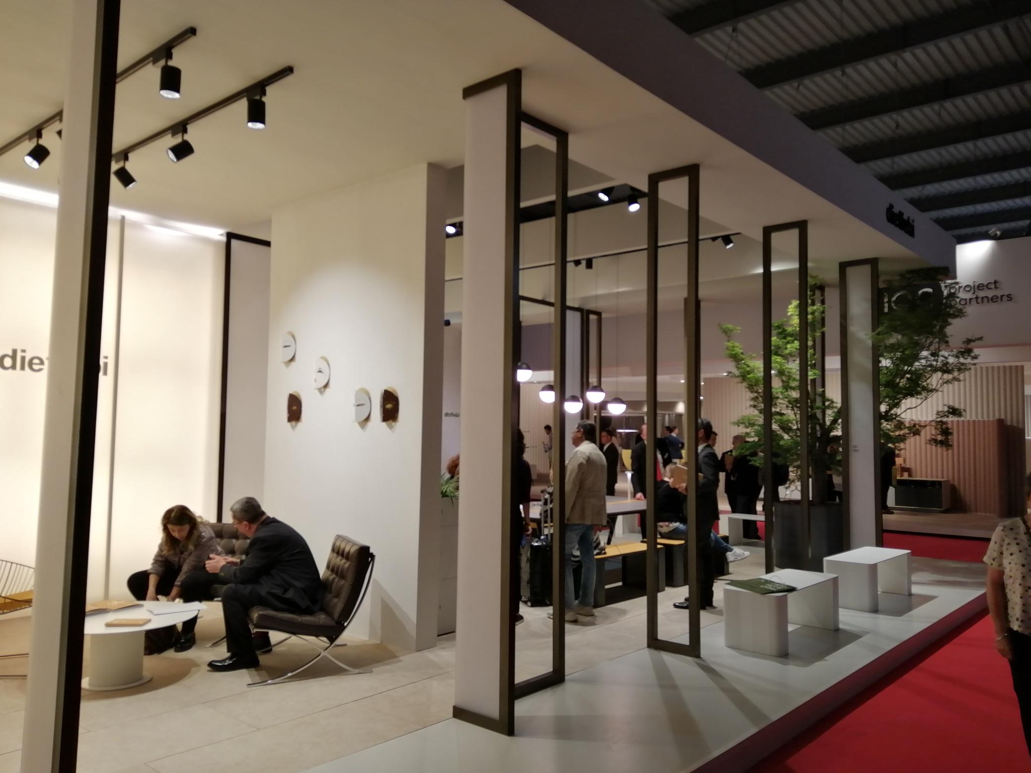 Salone del Mobile 2019, D-icon