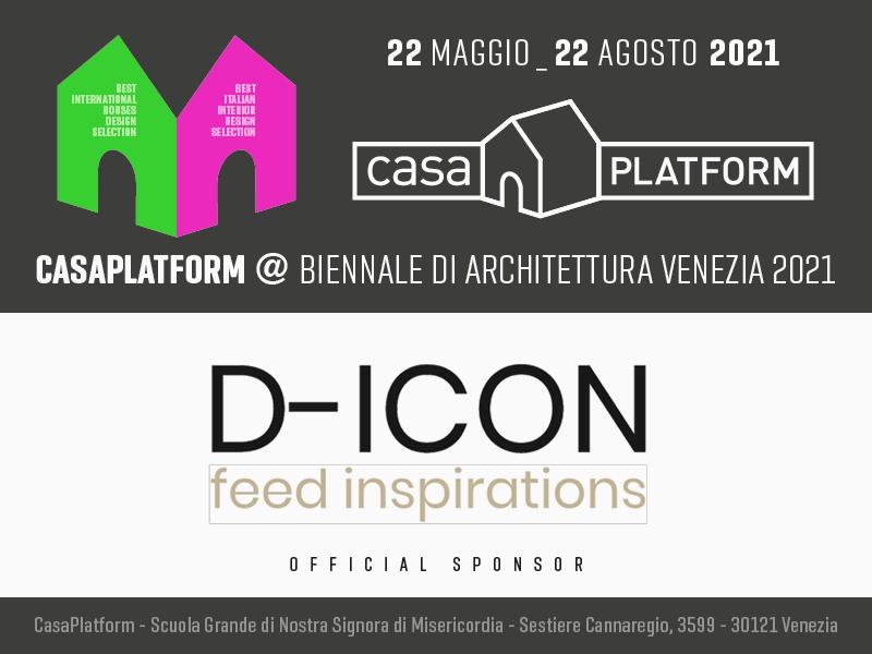 CasaPlatform@Venezia: l'intervista di Simona Finessi a Massimiliano Ciceri